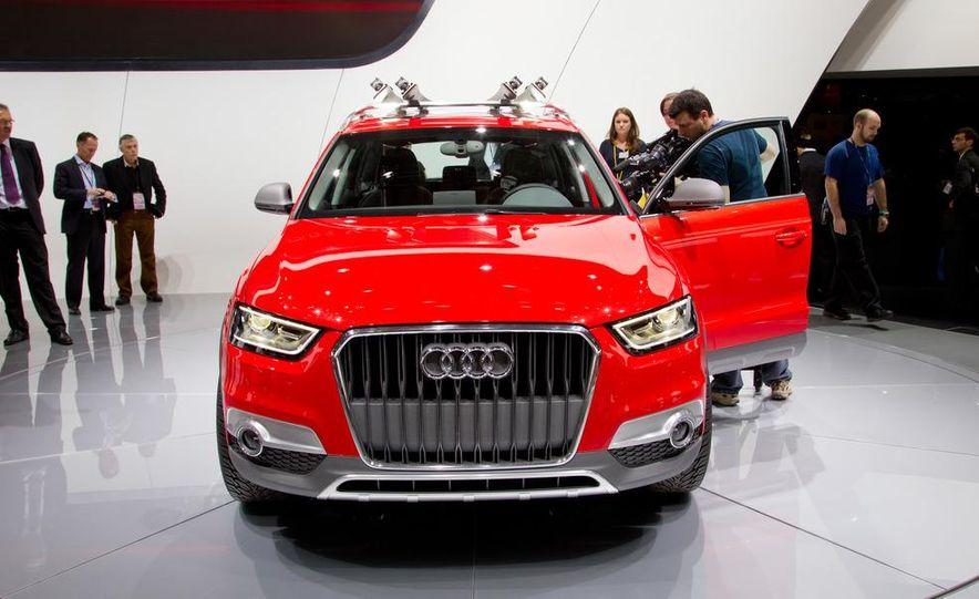 Audi Q3 Vail concept - Slide 4