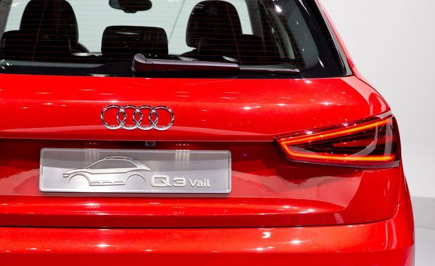 Audi Q3 Vail concept - Slide 20