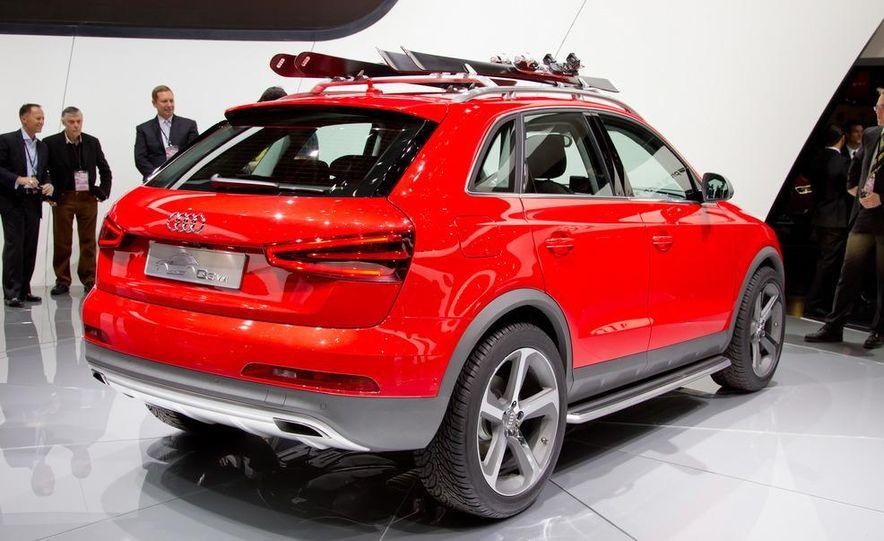 Audi Q3 Vail concept - Slide 12