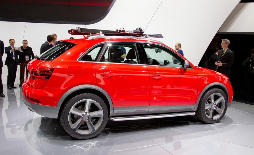 Audi Q3 Vail concept - Slide 5