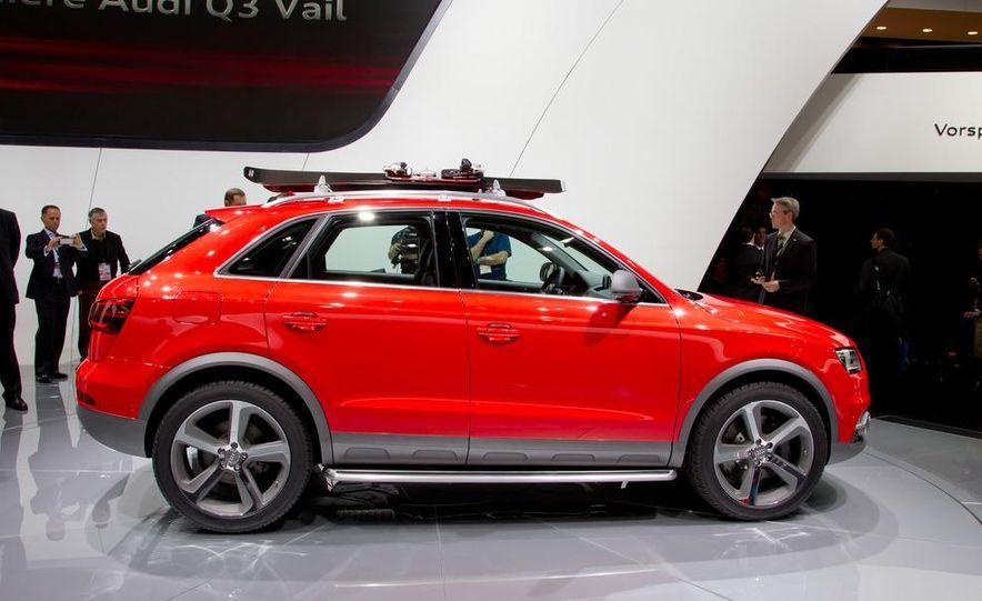 Audi Q3 Vail concept - Slide 6