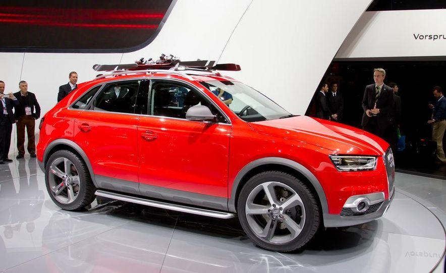 Audi Q3 Vail concept - Slide 2