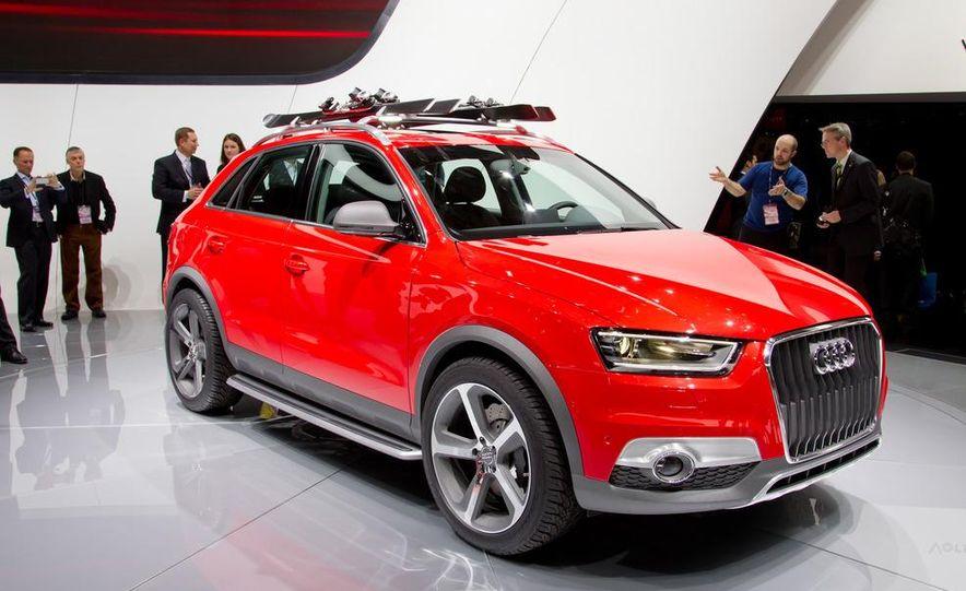 Audi Q3 Vail concept - Slide 3
