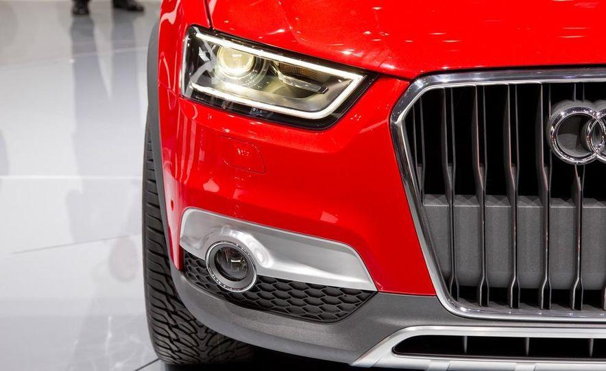 Audi Q3 Vail concept - Slide 17
