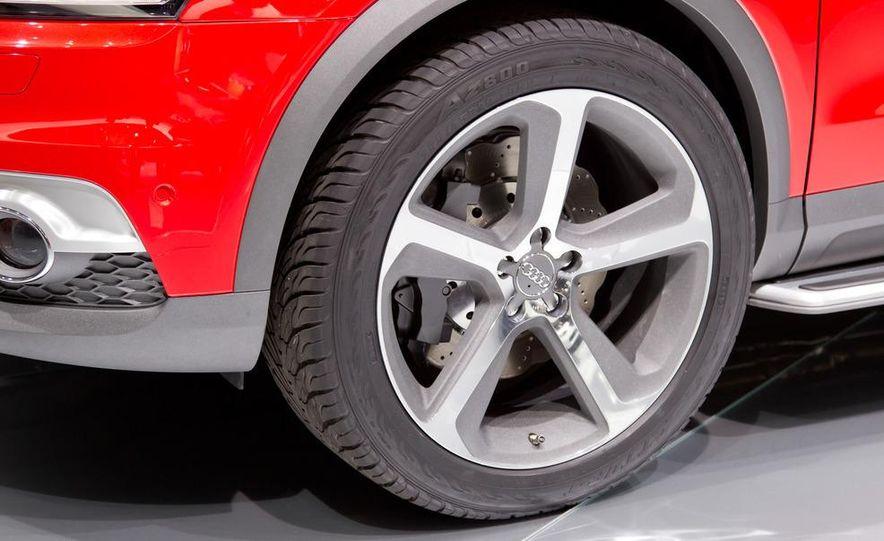 Audi Q3 Vail concept - Slide 19