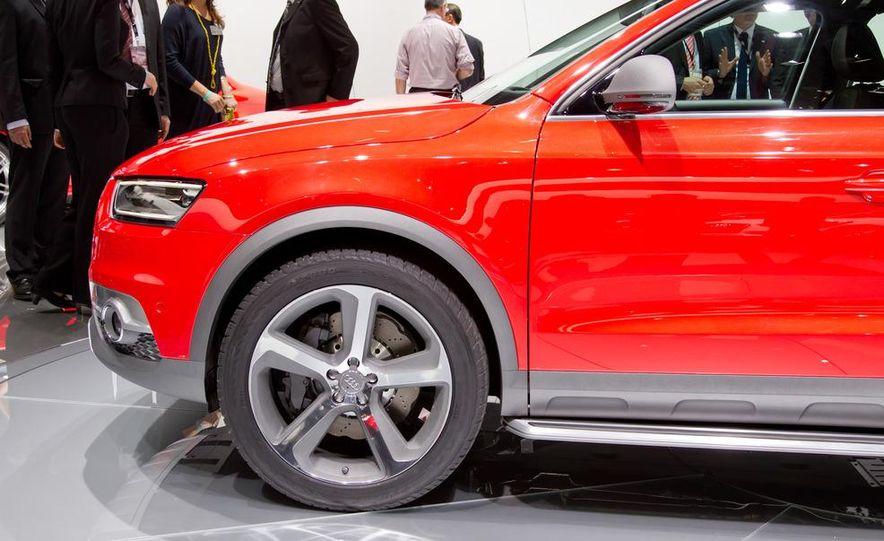 Audi Q3 Vail concept - Slide 14