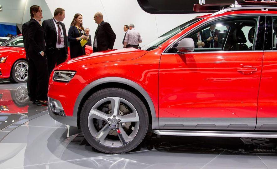 Audi Q3 Vail concept - Slide 15