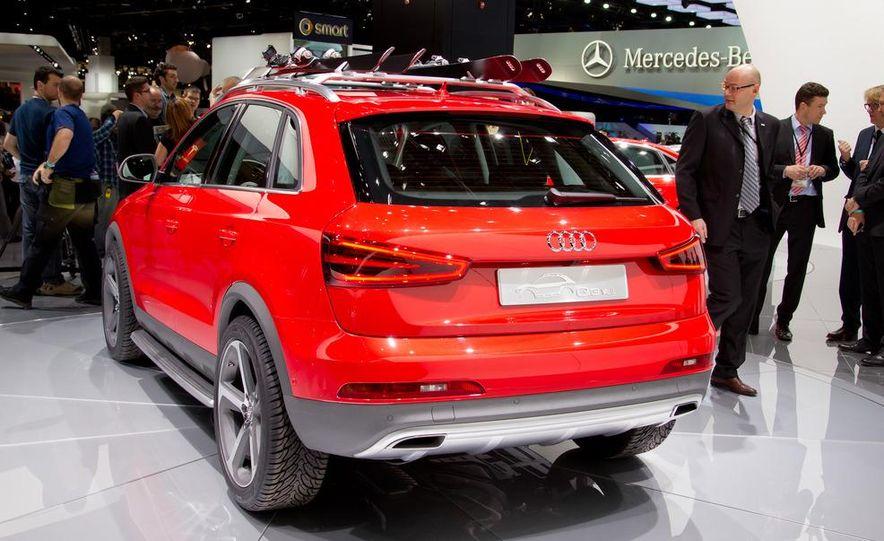 Audi Q3 Vail concept - Slide 13