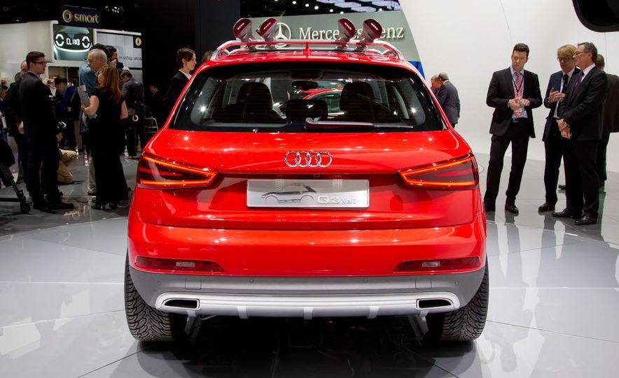 Audi Q3 Vail concept - Slide 7