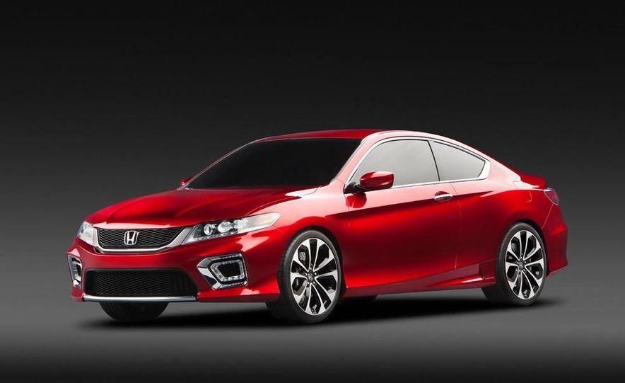 Honda Accord Coupe concept - Slide 19