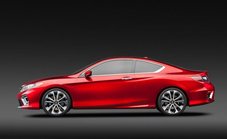 Honda Accord Coupe concept - Slide 23