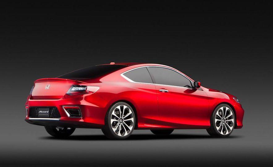 Honda Accord Coupe concept - Slide 25