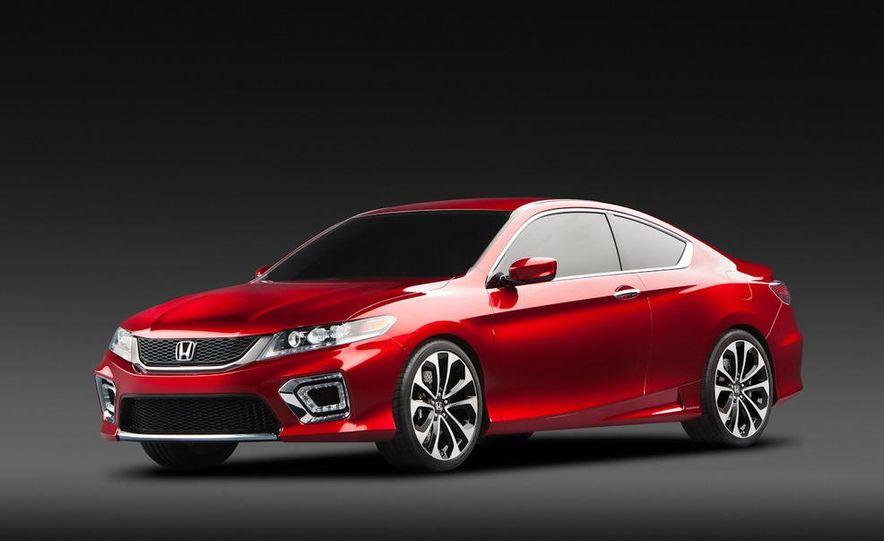 Honda Accord Coupe concept - Slide 27