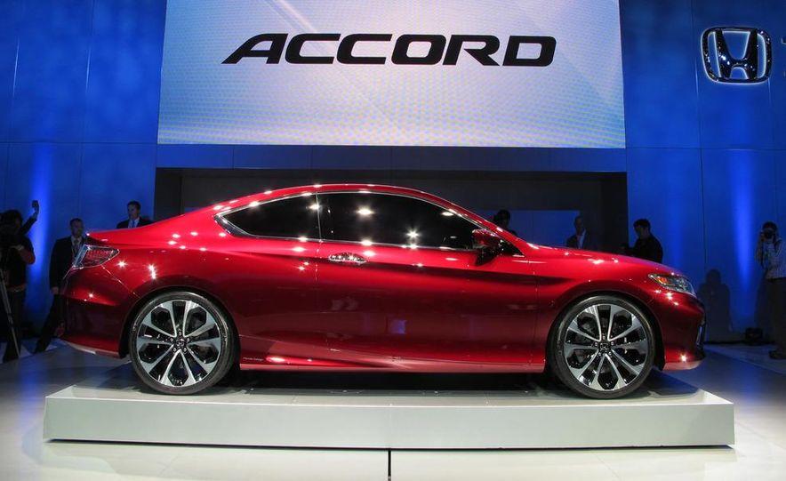 Honda Accord Coupe concept - Slide 5