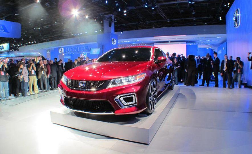 Honda Accord Coupe concept - Slide 6