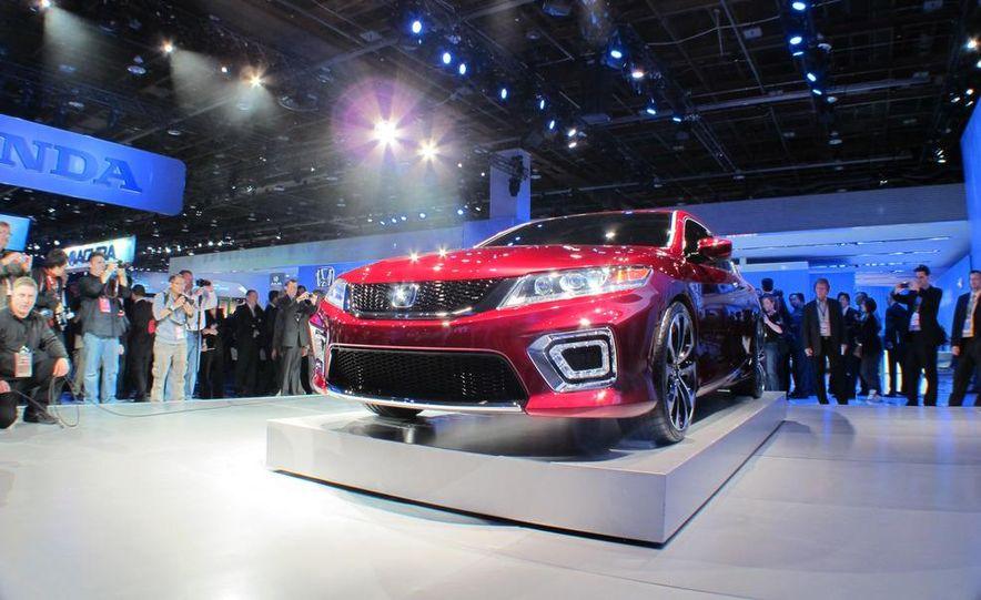 Honda Accord Coupe concept - Slide 7