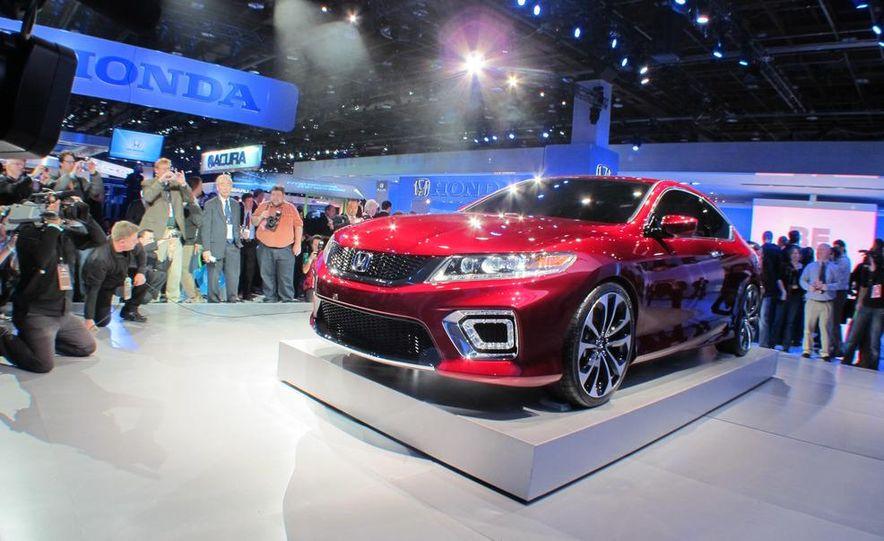 Honda Accord Coupe concept - Slide 8