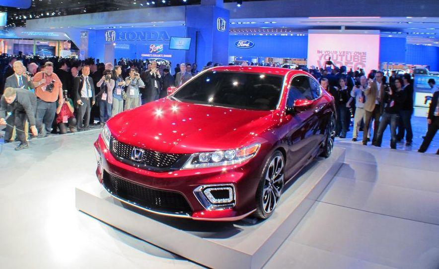 Honda Accord Coupe concept - Slide 9