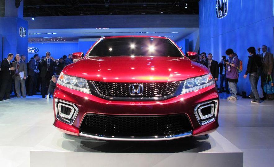 Honda Accord Coupe concept - Slide 10