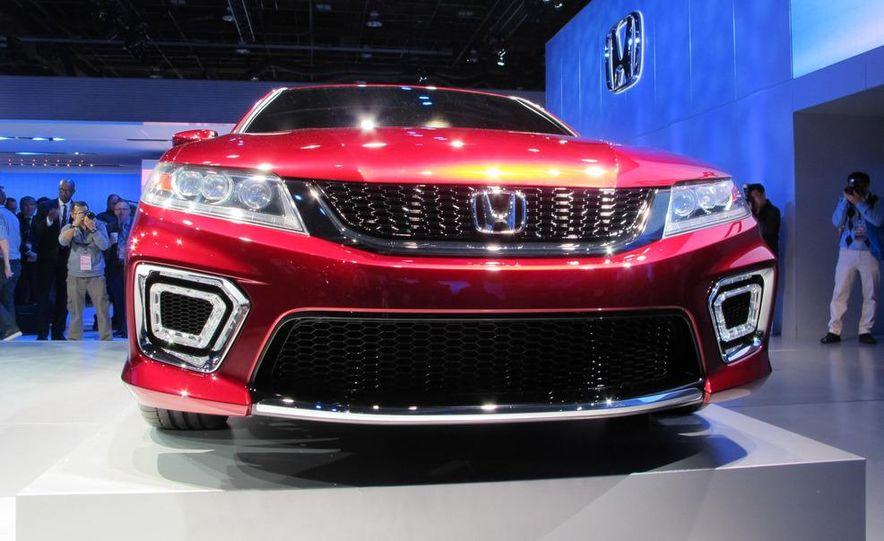 Honda Accord Coupe concept - Slide 11