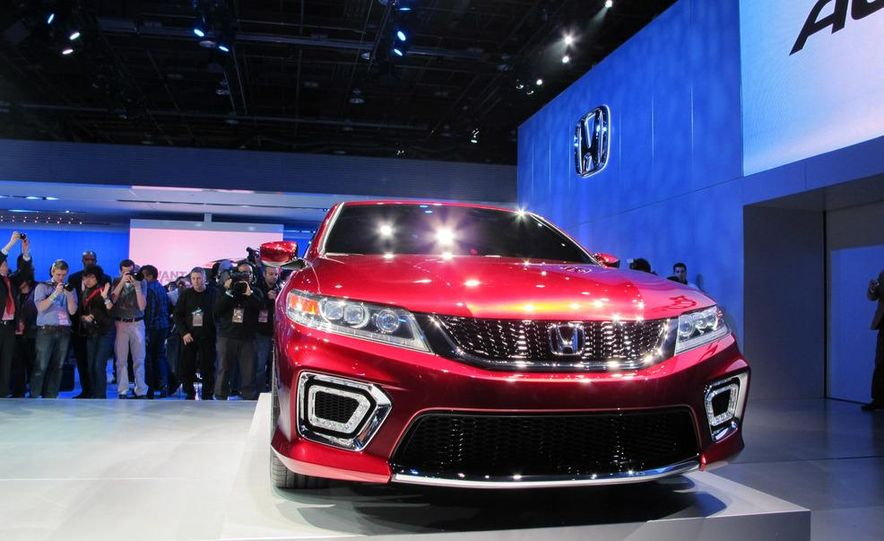 Honda Accord Coupe concept - Slide 12