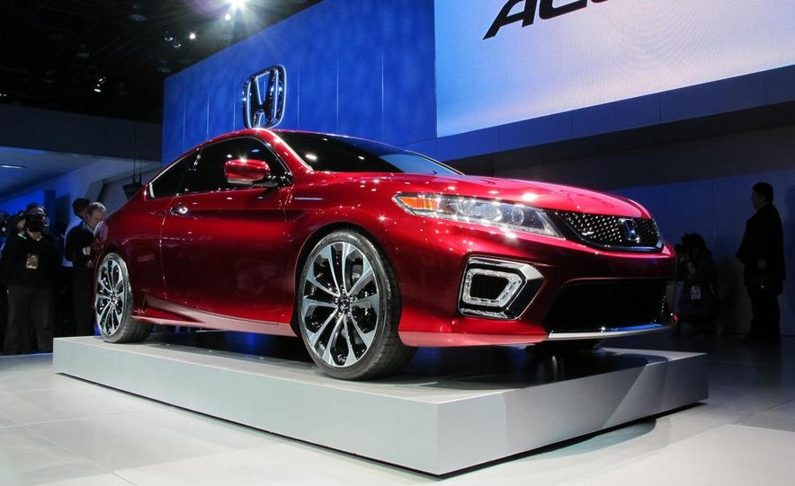 Honda Accord Coupe concept - Slide 1
