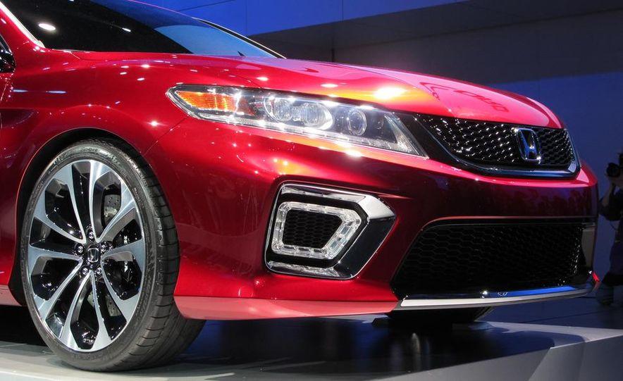 Honda Accord Coupe concept - Slide 13