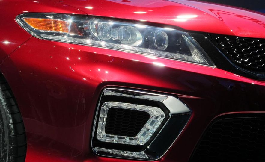 Honda Accord Coupe concept - Slide 14