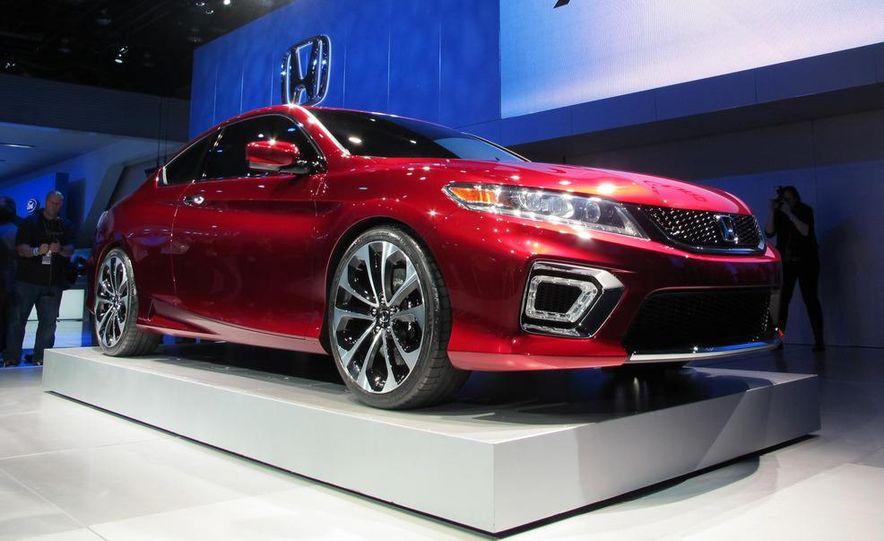Honda Accord Coupe concept - Slide 2