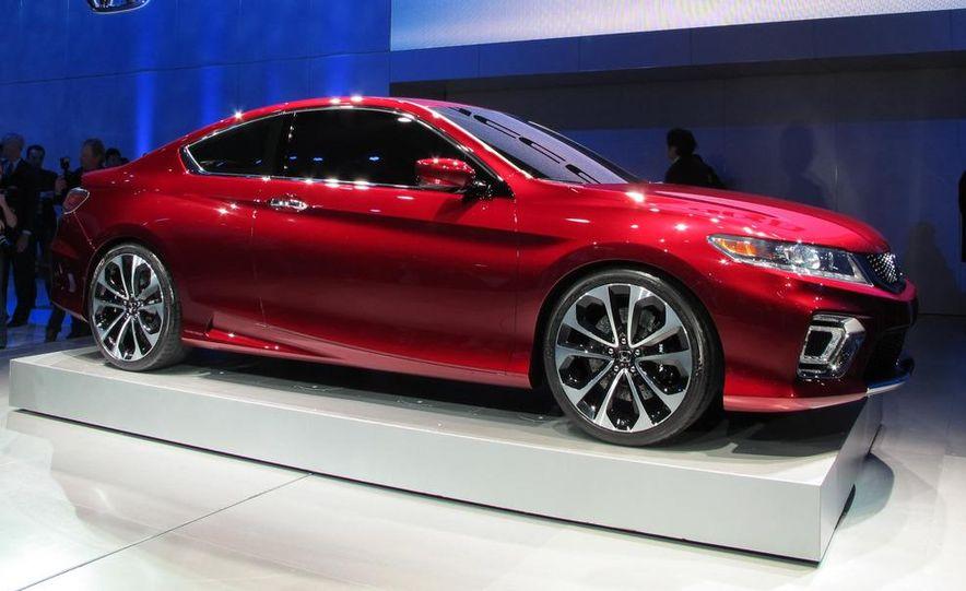 Honda Accord Coupe concept - Slide 3