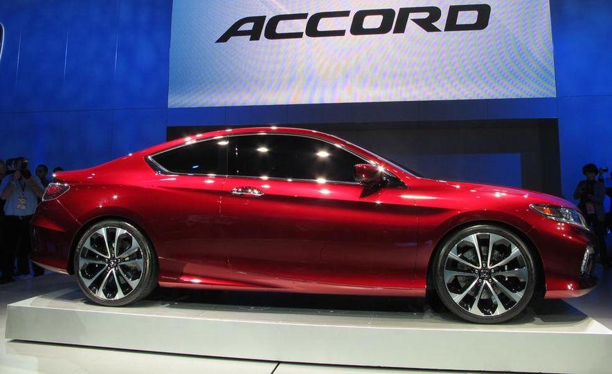 Honda Accord Coupe concept - Slide 4