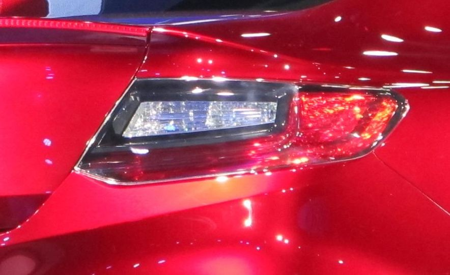 Honda Accord Coupe concept - Slide 17