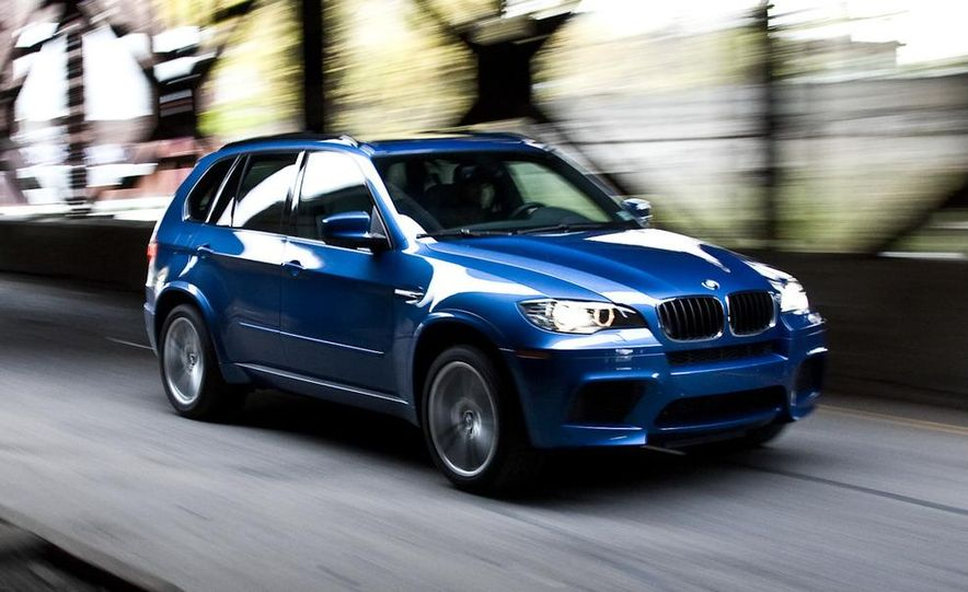 2014 BMW X5 (spy photo) - Slide 38
