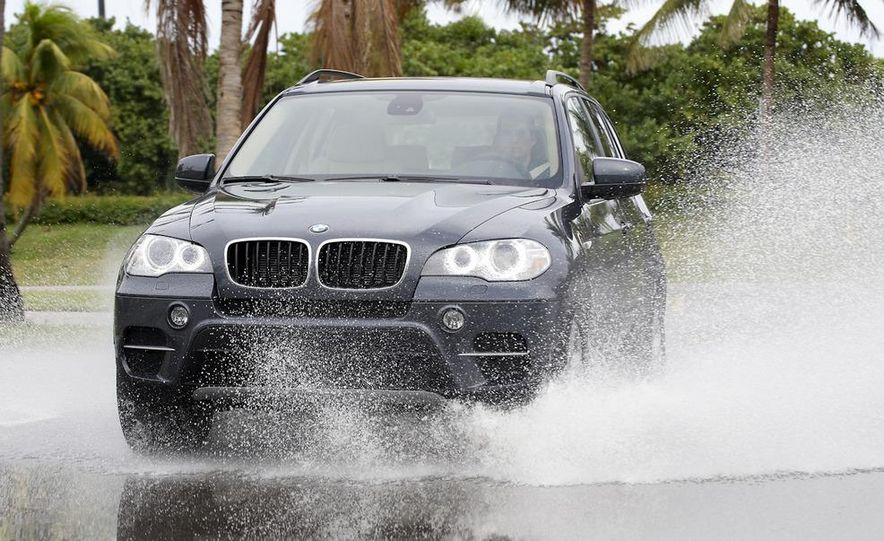 2014 BMW X5 (spy photo) - Slide 13