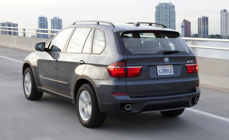 2014 BMW X5 (spy photo) - Slide 17