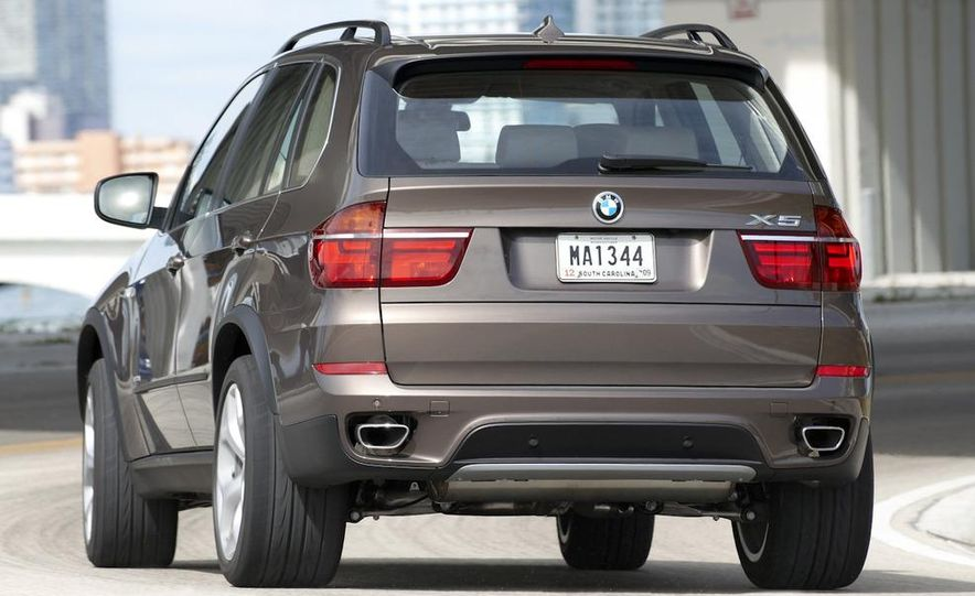 2014 BMW X5 (spy photo) - Slide 9