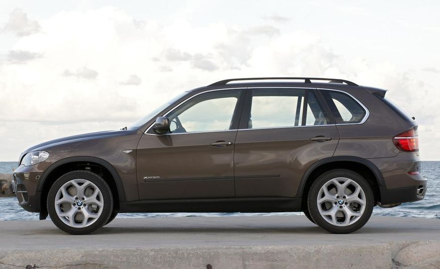 2014 BMW X5 (spy photo) - Slide 10