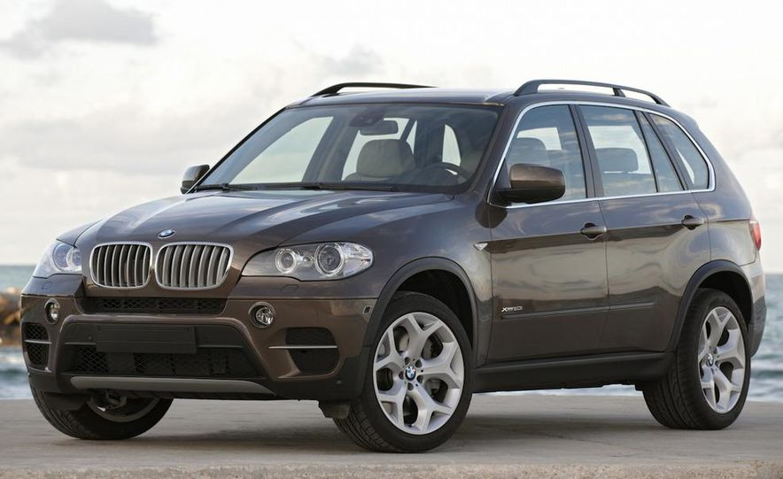 2014 BMW X5 (spy photo) - Slide 8