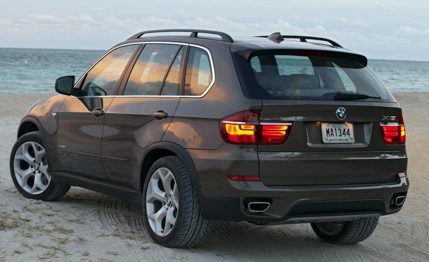 2014 BMW X5 (spy photo) - Slide 11