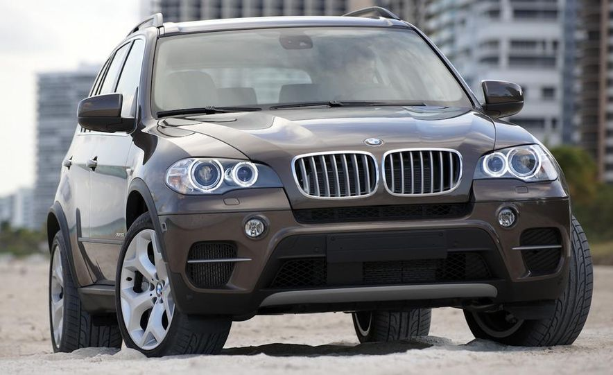 2014 BMW X5 (spy photo) - Slide 12