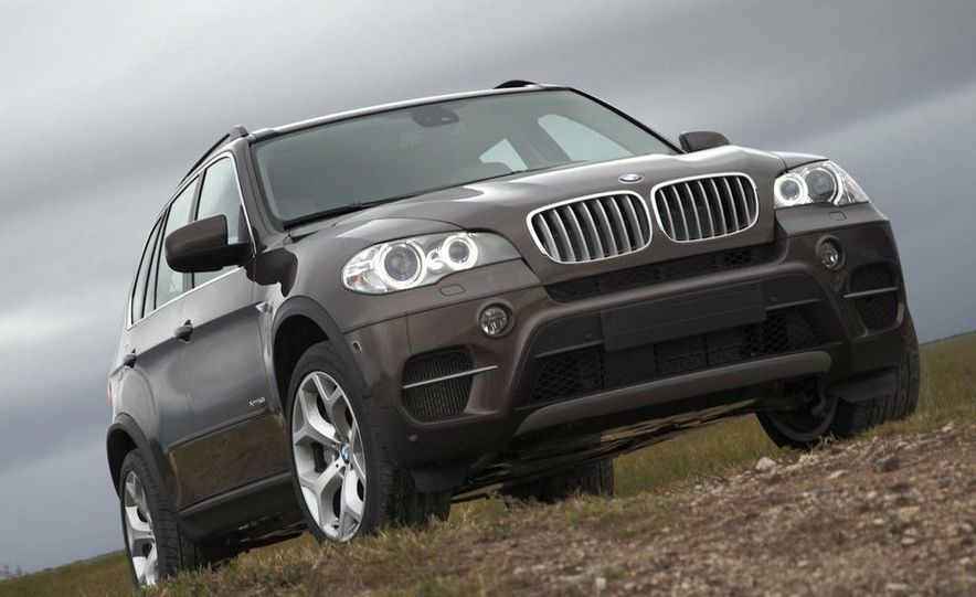 2014 BMW X5 (spy photo) - Slide 14