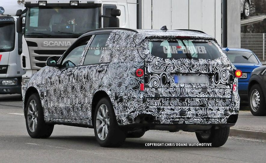 2014 BMW X5 (spy photo) - Slide 2