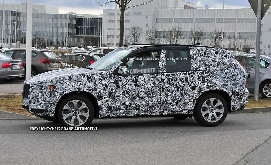 2014 BMW X5 (spy photo) - Slide 4