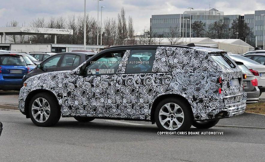 2014 BMW X5 (spy photo) - Slide 7