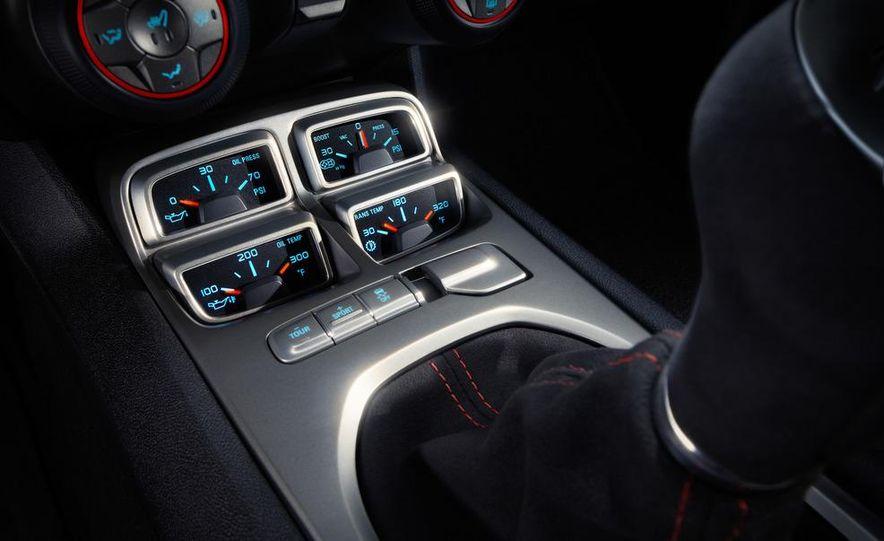 2012 Chevrolet Camaro ZL1 - Slide 53
