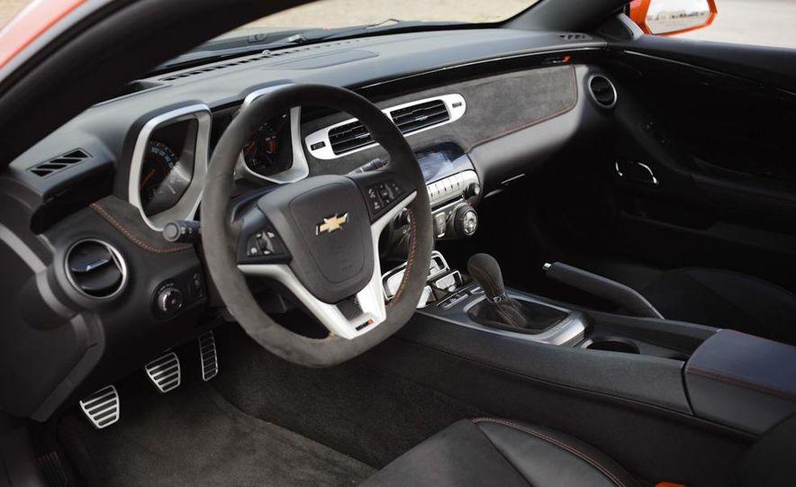 2012 Chevrolet Camaro ZL1 - Slide 46