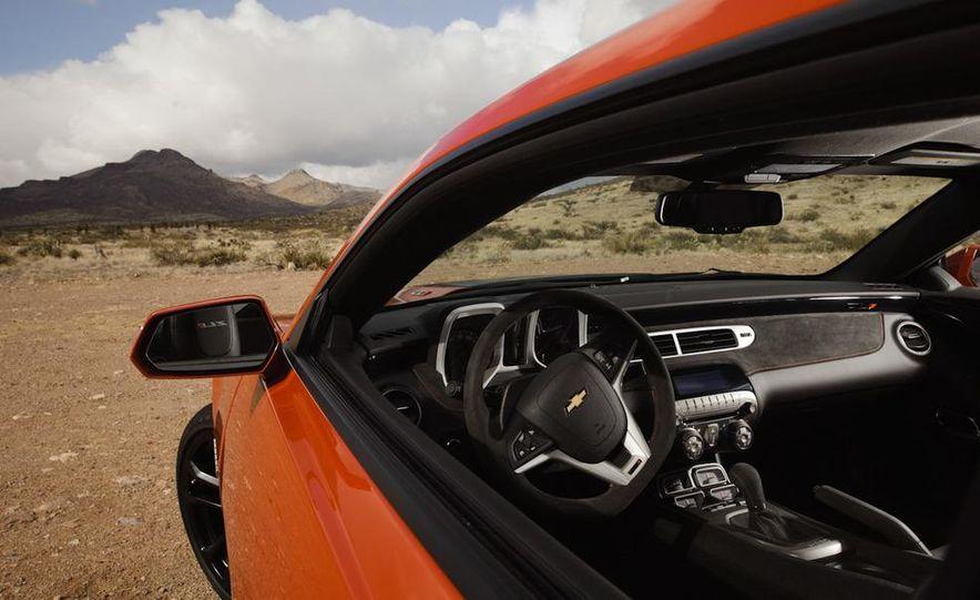 2012 Chevrolet Camaro ZL1 - Slide 47