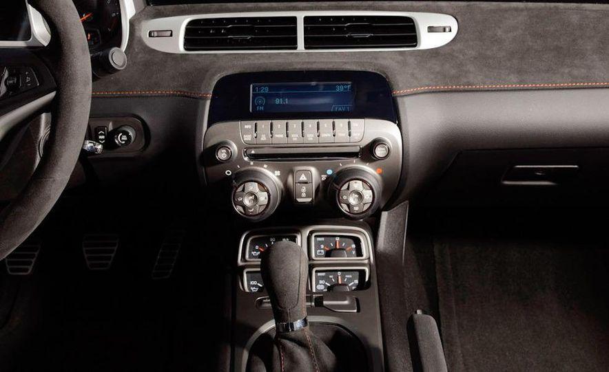2012 Chevrolet Camaro ZL1 - Slide 48