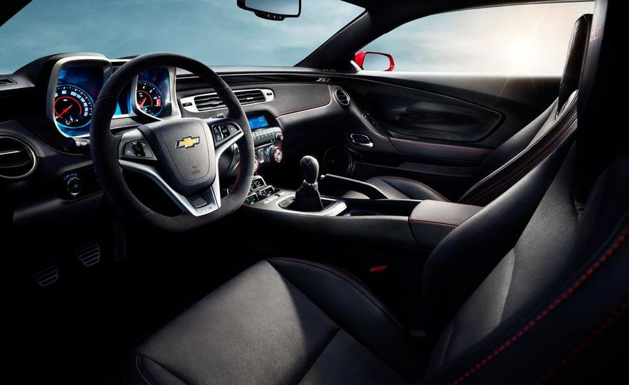 2012 Chevrolet Camaro ZL1 - Slide 52
