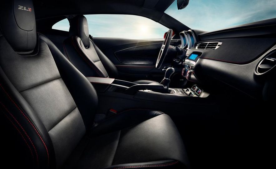 2012 Chevrolet Camaro ZL1 - Slide 54